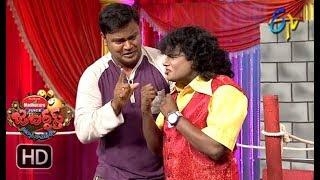 Bullet Bhaskar, Sunami SudhakarPerformance | Jabardasth |  19th April 2018 | ETV  Telugu