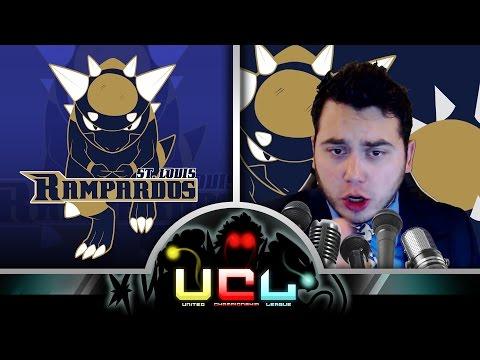 StL Rampardos UCL Week 12 Pre Game Press Conference: VS TULSA TALONFLAMES