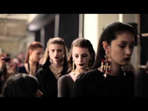 Danielle Scutt for Freedom at Topshop - Topshop Video 114