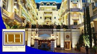 Luxury Hotels – Hôtel Métropole – Monte-Carlo