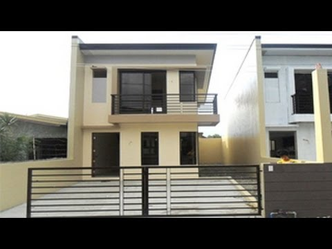 Real estate property maiko complete in las pi as city for Up and down house design in the philippines