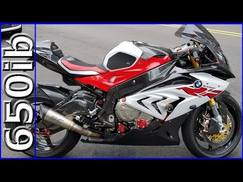 The $45,000 BMW S1000RR!