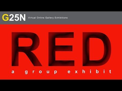 """RED"" International Fine Art Exhibit - Gallery 25N Online"