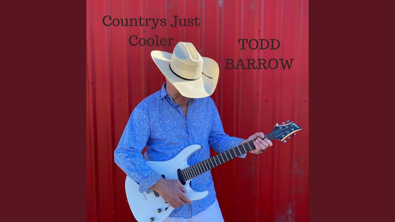 """Todd Barrow Kicks Off The Year With New Single """"Countrys Just Cooler"""""""