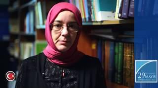 Department of Social Services - Lecturer Aslıhan Nişancı