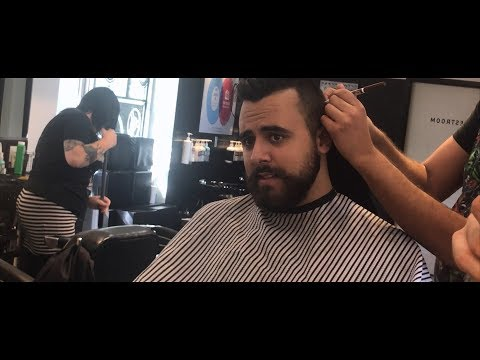 Joseph Costello Shaves A Subscribers Name In His Head