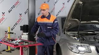 SKODA SUPERB selber reparieren - Auto-Video-Anleitung
