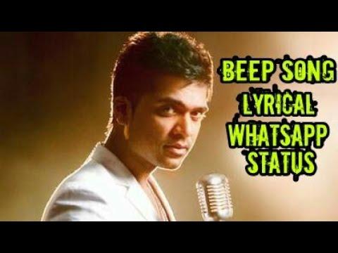 Beep Song Lyrics WhatsApp Status | Simbu | Anirudh | Tamil |