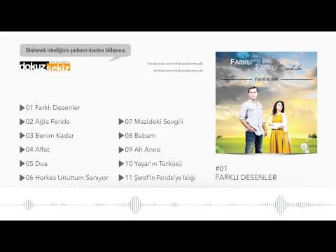 Yücel Arzen - Farklı Desenler (Selen Bağcı) (Official Audio)