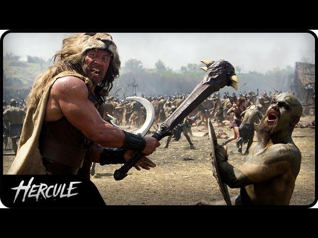 HERCULE – Les armes