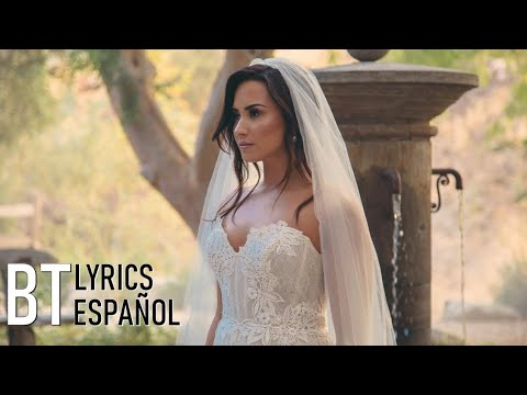 Demi Lovato - Tell Me You Love Me (Lyrics + Español) Video Official