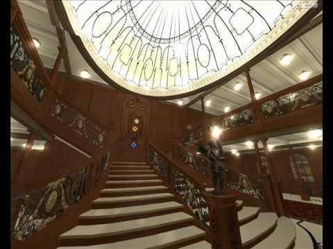 Titanic- Grand Staircase