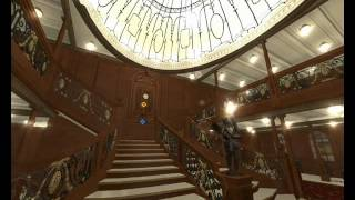 Titanic- Grand Staircase