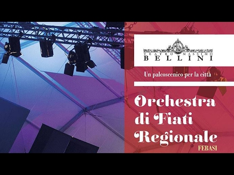 Orchestra di Fiati Regionale FEBASI - Omaggio a Bellini
