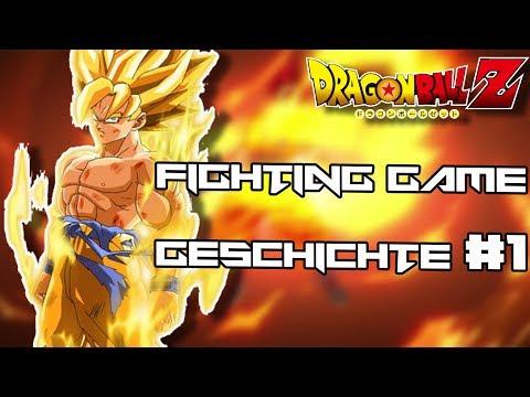 Dragon Ball Z Fighting Games Geschichte Part 1 - 16 Bit Ära und Anfänge