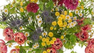 A Celebration Of Seasonal Flowers