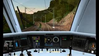 Let´s Play - Train Simulator 2001 - DB BR 401  ICE1  #1