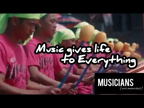 Music gives life to Everything-BNHS (Musicians)