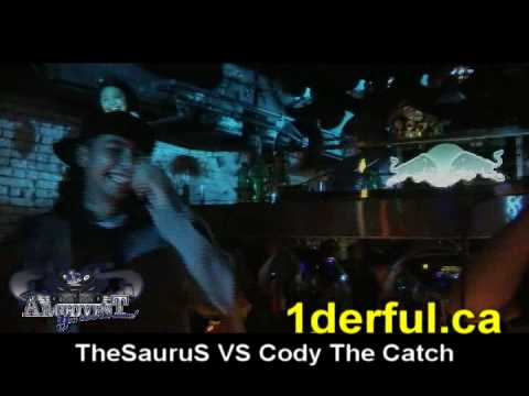 Thesaurus Live At MNL 2010 & BATTLE Thesaurus Vs The (Drunk Guy)