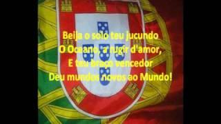 Baixar Hino Nacional de Portugal - A Portuguesa (versão completa/com letra)