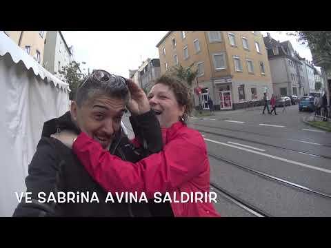 ALMANYA'DA .?? Videonun başlığını siz belirleyin!!!