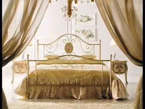 Camas de forja dormitorios con originales camas de forja for Dormitorios originales