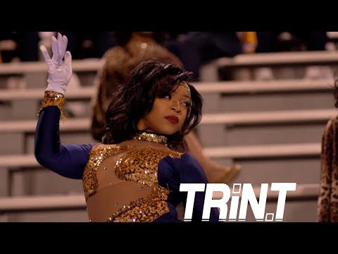 NO BYSTANDERS | Southern University Fabulous Dancing Dolls (2018) | 5th Quarter vs. UAPB