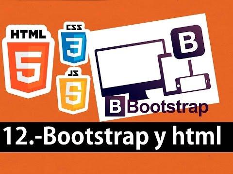 Curso de HTML5 esencial - Framework Bootstrap y html (sencillo)