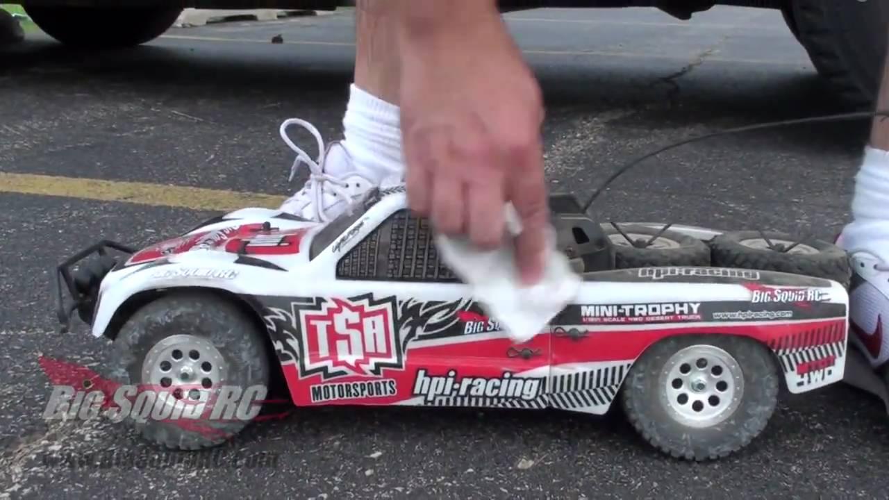 Mini Trophy Truck >> Hpi Mini Trophy Truck Bashing Big Squid Rc
