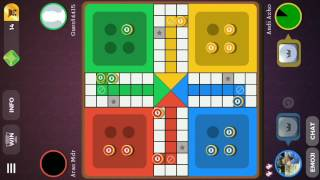 Ludo star- how to win 4 player quick match easily
