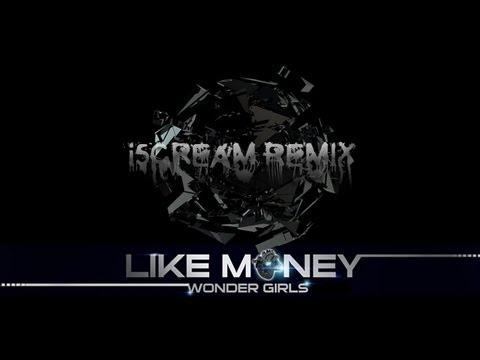 Wonder Girls - Like Money Orchestra & Dubstep (i5cream remix)