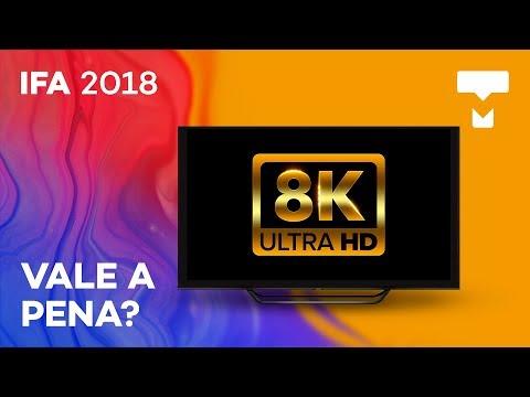 TVs 8K: já vale a pena ter uma? - TecMundo