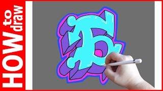 Как нарисовать граффити буквы, Б № 1(INSTAGRAM: https://www.instagram.com/dmitrysyrman/ Я в ВКОНТАКТЕ: http://vk.com/syrman_d Группа в ВКОНТАКТЕ: http://vk.com/public59608073 I'm on ..., 2016-09-22T02:20:00.000Z)