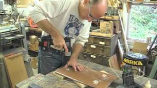 Making A New Backsplat For An Antique Chair - Thomas Johnson Antique Furniture Restoration