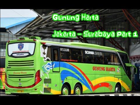 Gunung Harta Jakarta - Surabaya Part 1