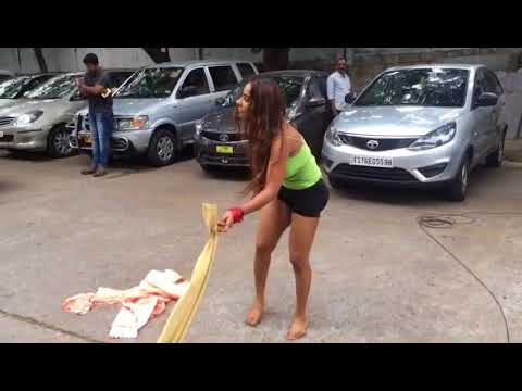 Sexy Protest, Nude Video Of Telgu Actress Sri Reddy - Part II thumbnail