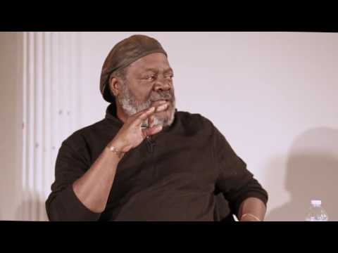 Actors Aloud 2016- Frankie Faison on The Industry