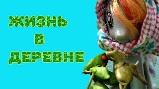 Пони в школе Деревенская жизнь 39 серия