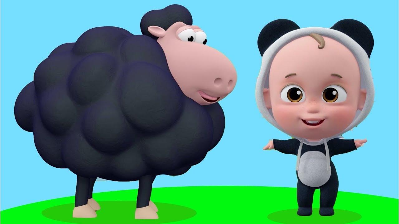 Kara Koyun Şarkısı - Mini Anima Bebek Şarkısı