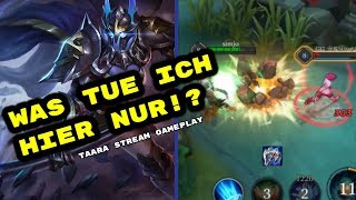 Noob Taara VS Darkbreaker und Pich  Taara Gameplay Deutsch  Arena of Valor German