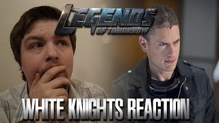 DC's Legends of Tomorrow Season 1 Episode 4: White Knights Reaction