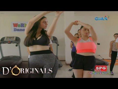 D' Originals: Kembot sabay sabunot!