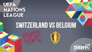 Switzerland vs Belgium | UEFA Nations League | Match Predictions