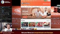 CASINO AND SLOTS - Sunday football stream + !sabaton competition up 😍 (12/05/19)