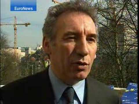 EuroNews - SP - Interview: François Bayrou