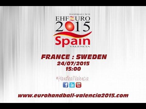 PR - Group C   France : Sweden