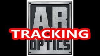 AR OPTICS TRACKING TEST