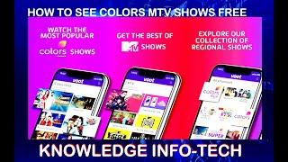 Voot Select Originals#Big Boss#MTV Colors TV#Viacom 18 Digital Media|Voot App Review|KNOWLEDGE INFO screenshot 2