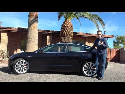The Tesla Model 3 Dual Motor Performance Is Amazing -- But Also Depressing