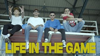EFD, Qifly Q eMc & Banncesss - Life In The Game ( Official Musik Video )